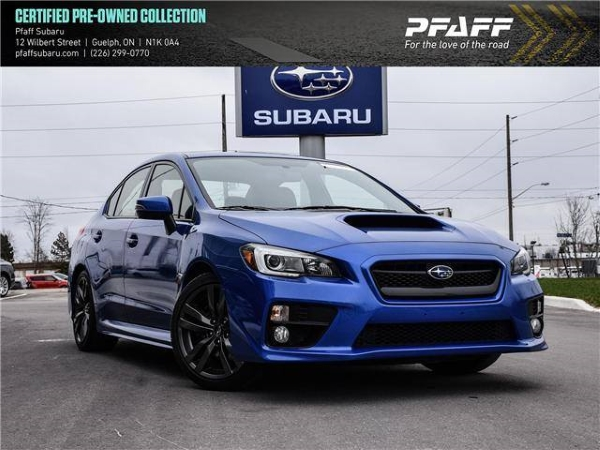 Guelph Auto Mall >> Used Car Dealer In Guelph Pfaff Subaru