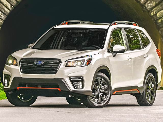 Guelph Auto Mall >> Features of the 2019 Subaru Forester Sport - Pfaff Subaru