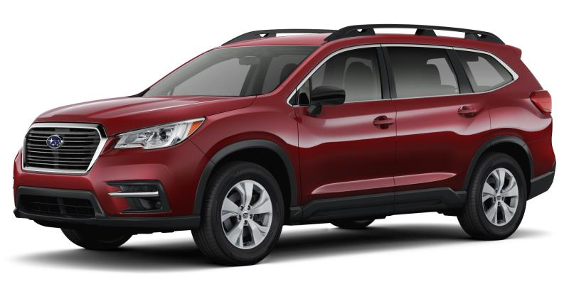 Experience the 2020 Subaru Ascent Convenience