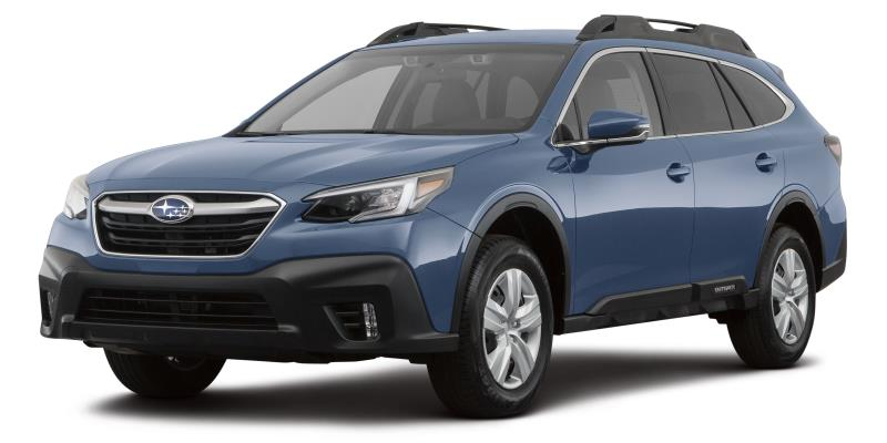 Experience the 2020 Subaru Outback Convenience