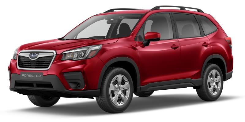 Step into adventure with the 2020 Subaru Forester 2.5i